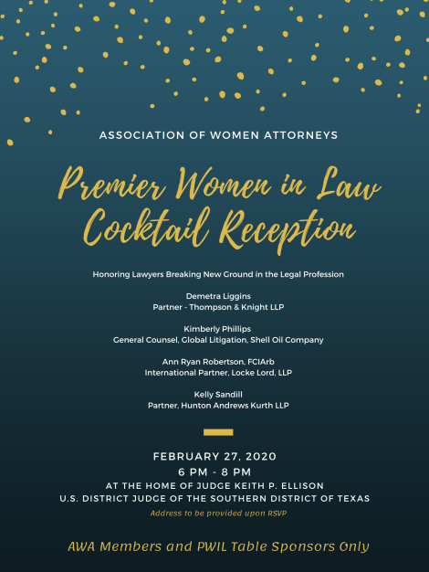 AWA Cocktail Reception (1)